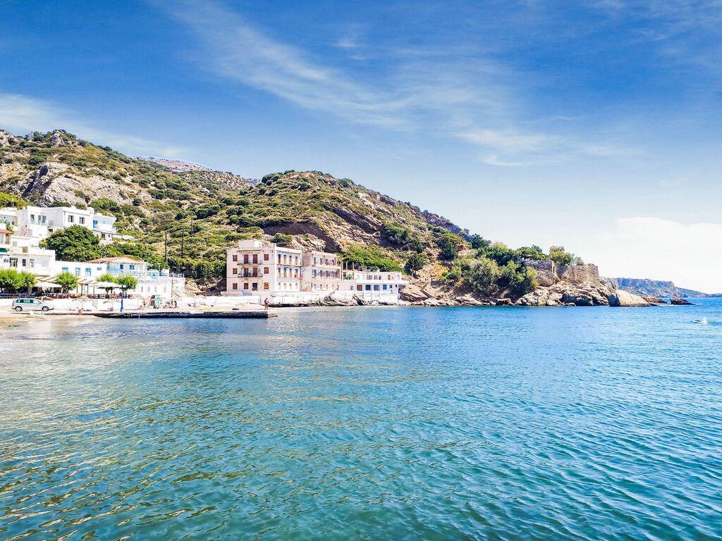 Holiday apartment Einladende Wohnung in Therma mit Balkon (2820144), Aj. Kirykos, Ikaria, Dodecanes Islands, Greece, picture 4