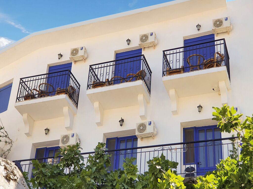 Holiday apartment Apartment mit Meerblick in Therma mit Balkon (2820137), Aj. Kirykos, Ikaria, Dodecanes Islands, Greece, picture 4