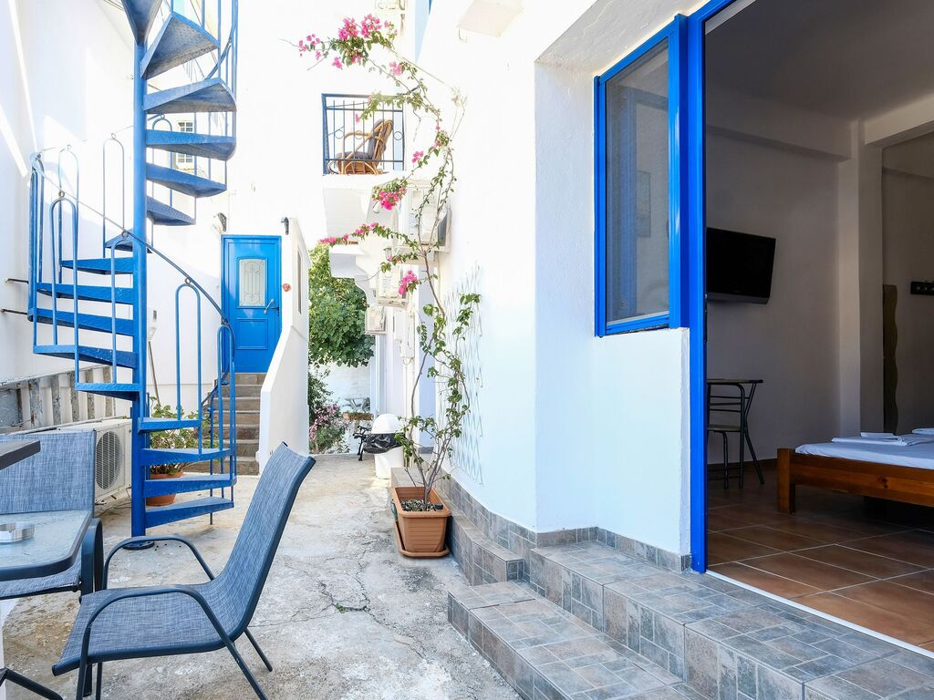 Holiday apartment Apartment mit Meerblick in Therma mit Balkon (2820137), Aj. Kirykos, Ikaria, Dodecanes Islands, Greece, picture 10