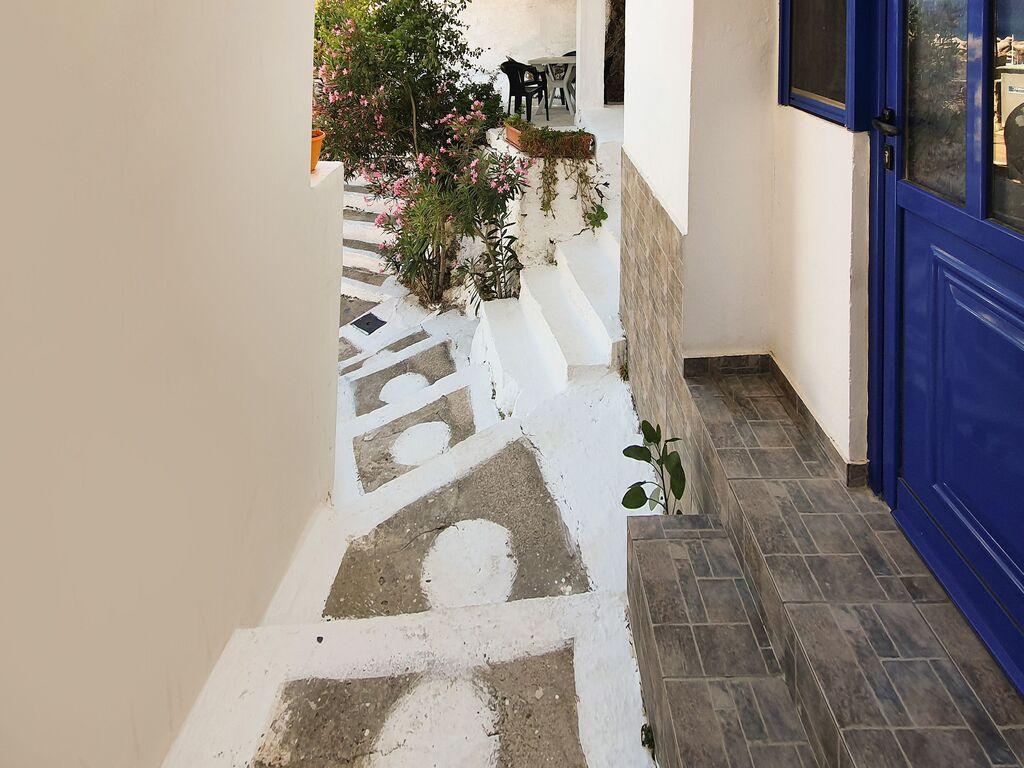 Holiday apartment Herrliche Wohnung in Therma mit Balkon (2820125), Aj. Kirykos, Ikaria, Dodecanes Islands, Greece, picture 25