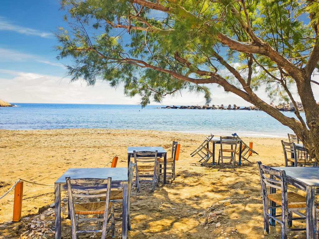 Holiday apartment Herrliche Wohnung in Therma mit Balkon (2820125), Aj. Kirykos, Ikaria, Dodecanes Islands, Greece, picture 17