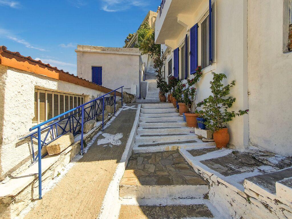 Holiday apartment Verführerische Wohnung in Therma in der Nähe von Seabeach (2820135), Aj. Kirykos, Ikaria, Dodecanes Islands, Greece, picture 3