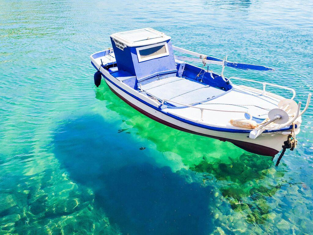Holiday apartment Verführerische Wohnung in Therma in der Nähe von Seabeach (2820135), Aj. Kirykos, Ikaria, Dodecanes Islands, Greece, picture 21