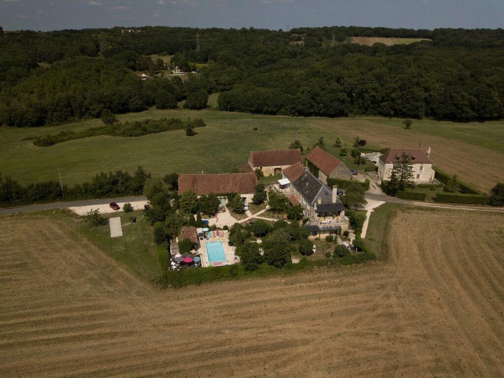 Ferienhaus mit Gartenblick in Dégagnac mit Whirlpool (2818351), Salviac, Lot, Midi-Pyrénées, Frankreich, Bild 12
