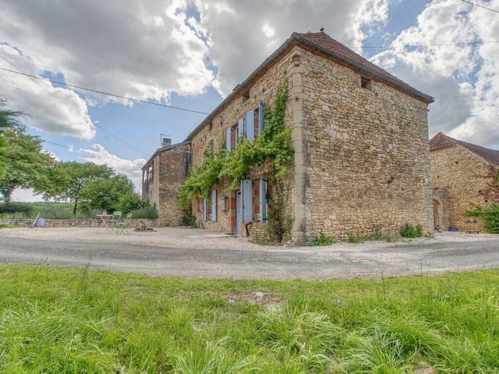 Ferienhaus mit Gartenblick in Dégagnac mit Whirlpool (2818351), Salviac, Lot, Midi-Pyrénées, Frankreich, Bild 8