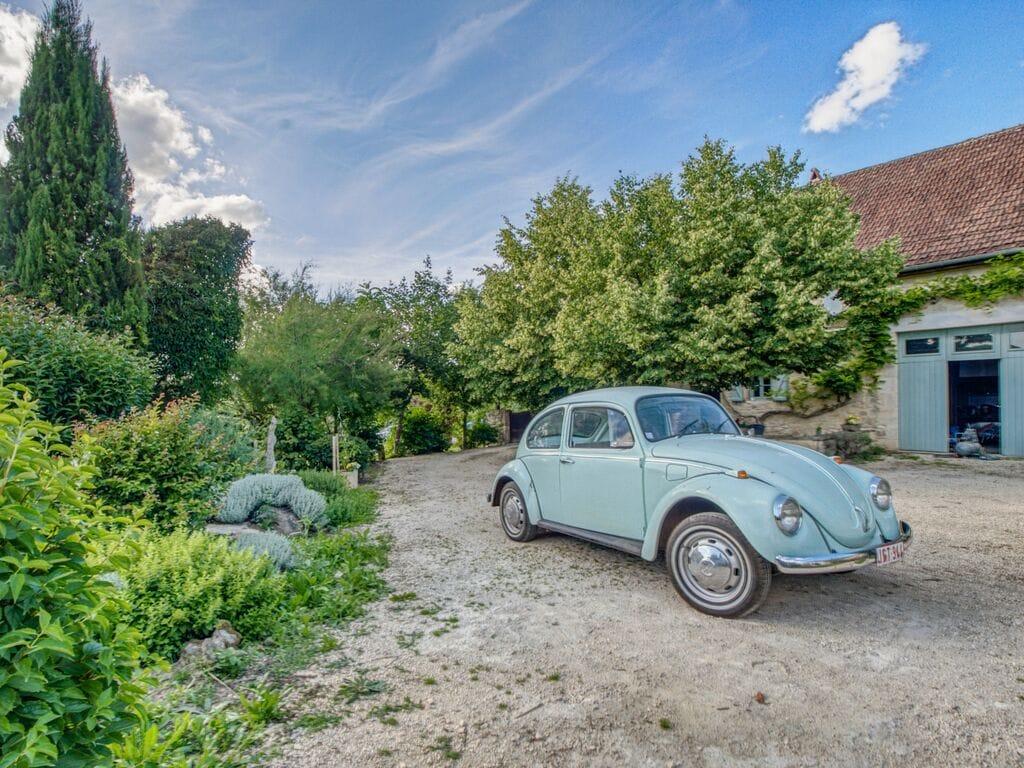 Ferienhaus mit Gartenblick in Dégagnac mit Whirlpool (2818351), Salviac, Lot, Midi-Pyrénées, Frankreich, Bild 32