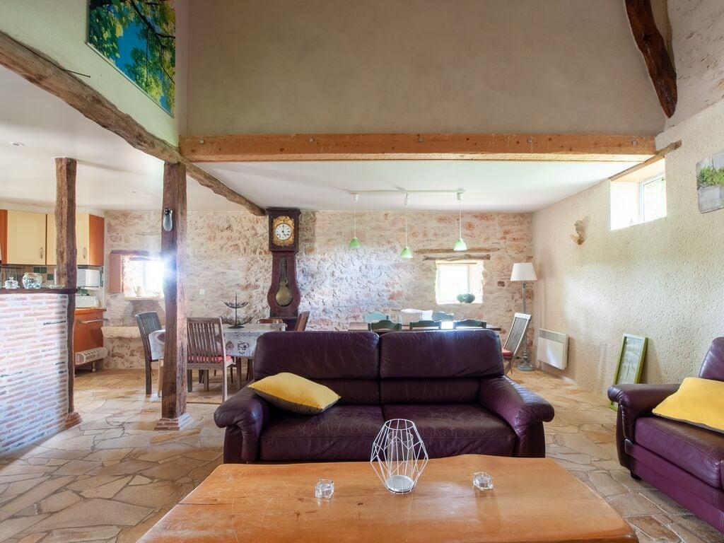 Ferienhaus mit Gartenblick in Dégagnac mit Whirlpool (2818351), Salviac, Lot, Midi-Pyrénées, Frankreich, Bild 4
