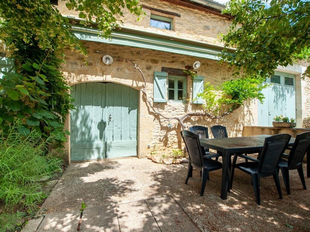 Ferienhaus mit Gartenblick in Dégagnac mit Whirlpool (2818351), Salviac, Lot, Midi-Pyrénées, Frankreich, Bild 11