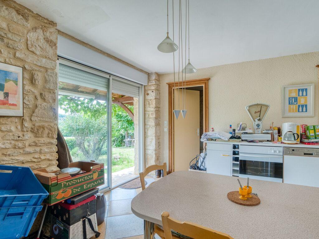 Ferienhaus mit Gartenblick in Dégagnac mit Whirlpool (2818351), Salviac, Lot, Midi-Pyrénées, Frankreich, Bild 35