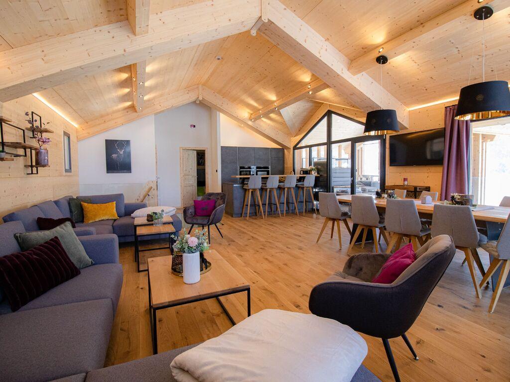 Ferienhaus Luxus-Chalet mit Swimmingpool und Sauna, Skilift auf 500 m (2833341), Haus, Schladming-Dachstein, Steiermark, Österreich, Bild 8