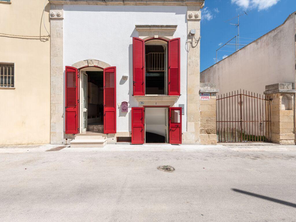Ferienhaus Einfaches Ferienhaus in Muro Leccese mit Balkon in der Nähe von Meer (2824978), Muro Leccese, Lecce, Apulien, Italien, Bild 6