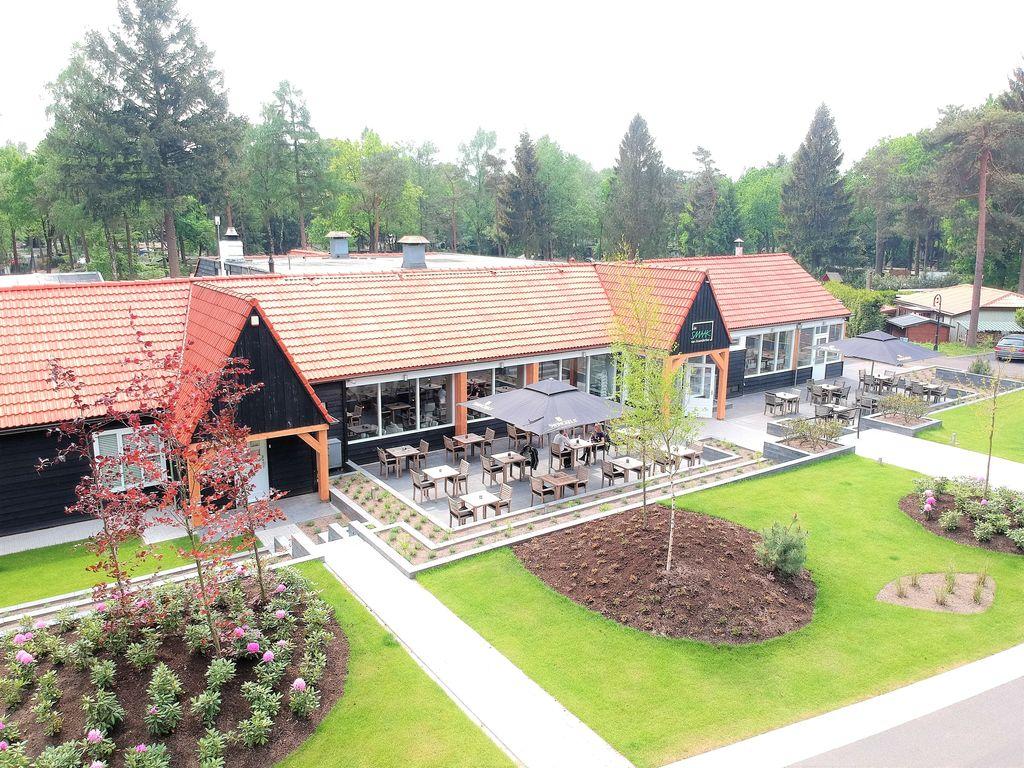 Ferienhaus Attraktives Chalet mit Klimaanlage an der Veluwe (2838357), Woeste hoeve, Veluwe, Gelderland, Niederlande, Bild 10
