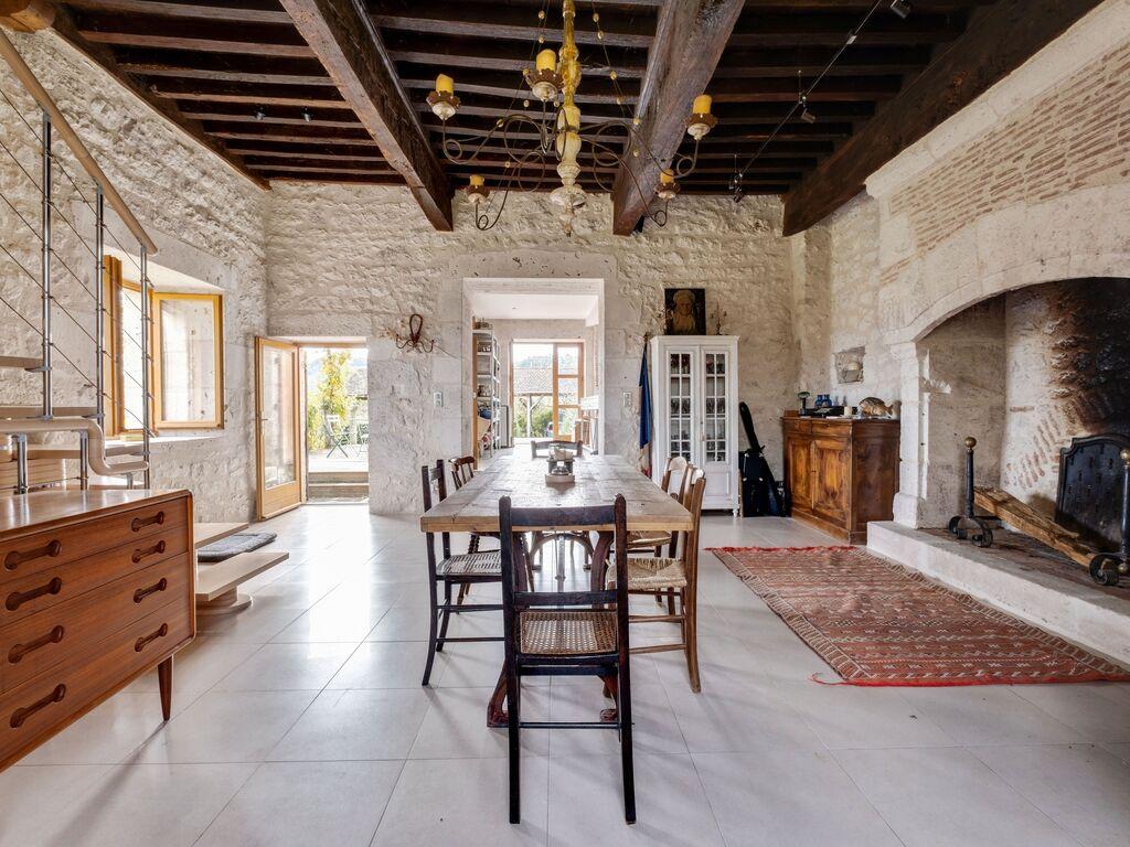Grand maison de Charme Ferienhaus in Frankreich