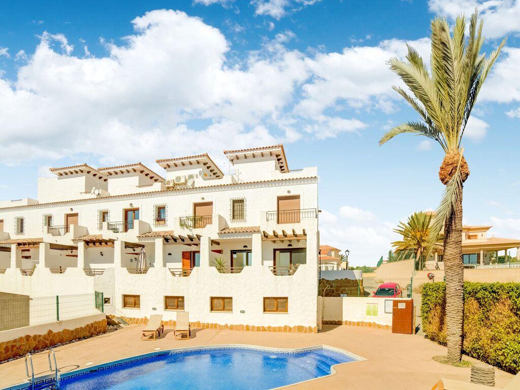 Duplex Palomares Ferienhaus in Spanien