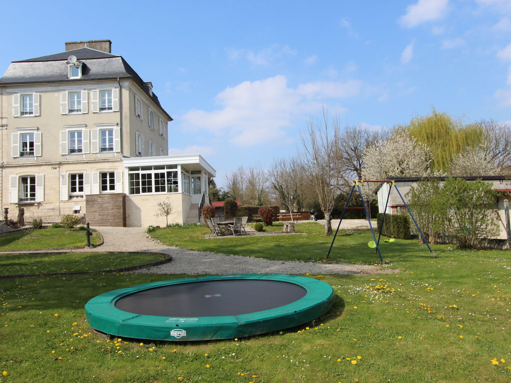 Ferienhaus Traditionelles Schloss in Bar-sur-Seine in Flussnähe (2838880), Bar sur Seine, Aube, Champagne-Ardennen, Frankreich, Bild 2