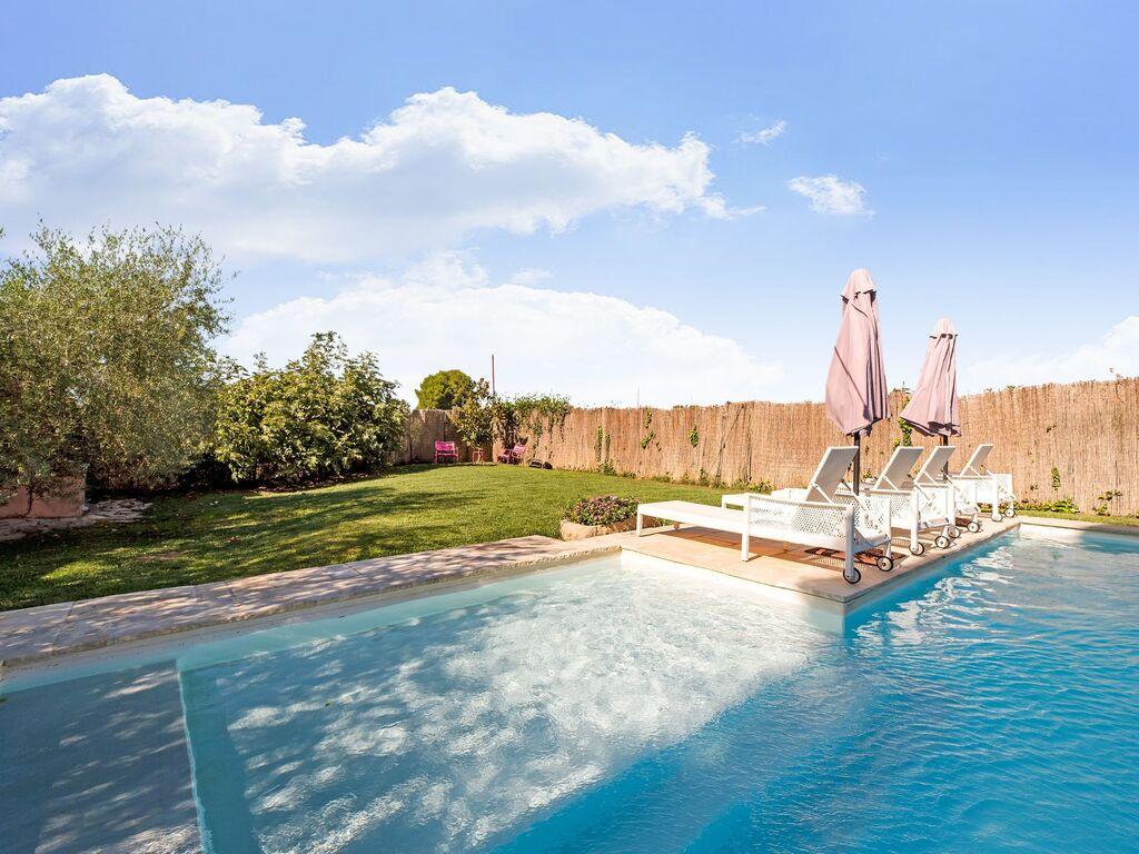 Ferienhaus Lebendiges Ferienhaus in Fraga mit privatem Pool (2834248), Fraga, Huesca, Aragonien, Spanien, Bild 8