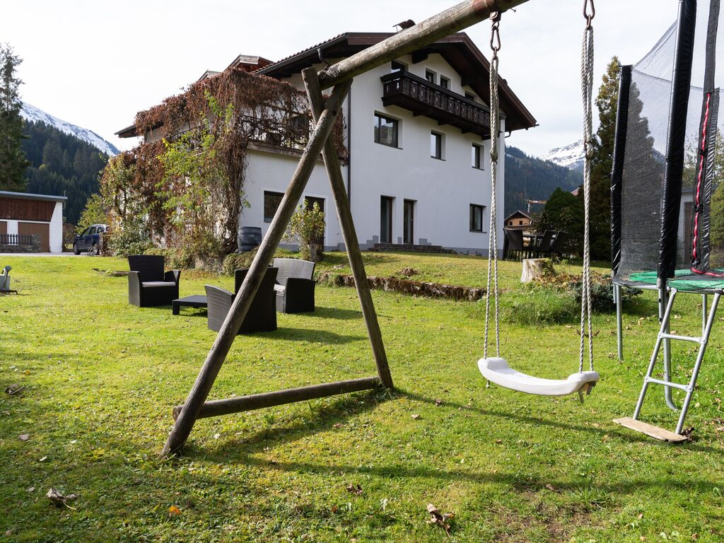 Ferienwohnung Gemütliche Wohnung mit gemeinsamer Sauna in Bichlbach (2835432), Bichlbach, Tiroler Zugspitz Arena, Tirol, Österreich, Bild 5