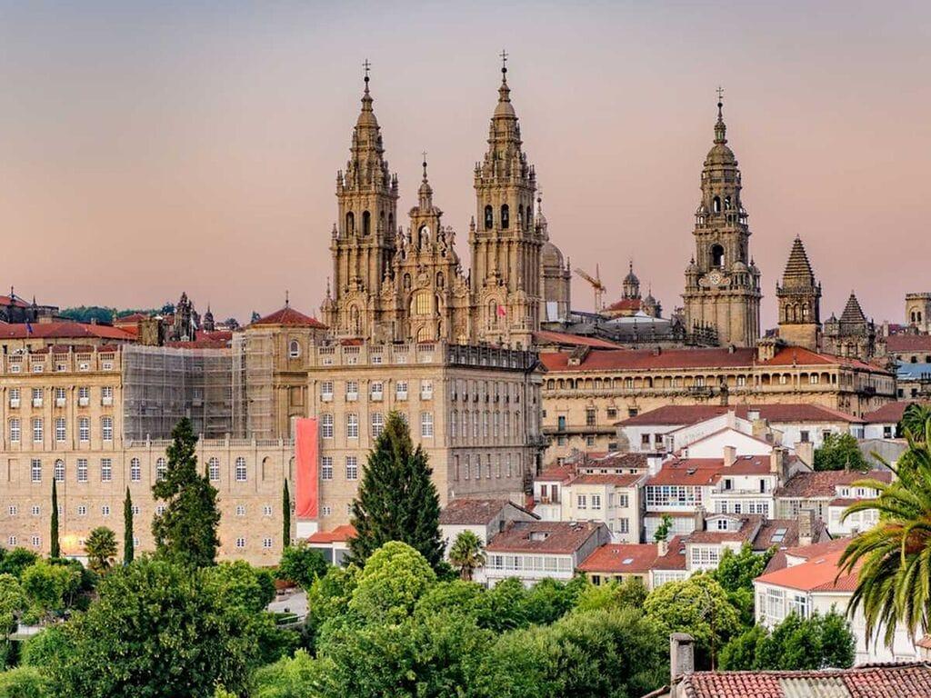 Ferienwohnung Gemütliche Wohnung in Santiago de Compostela mit Terrasse (2845267), Santiago de Compostela, La Coruna, Galicien, Spanien, Bild 31