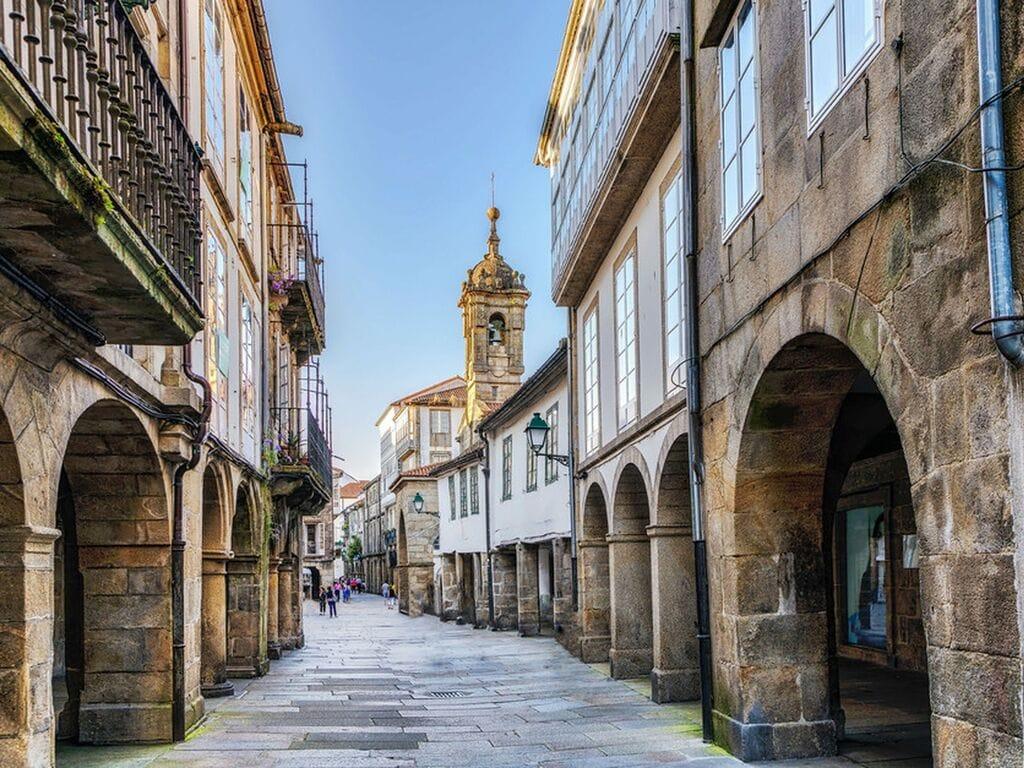 Ferienwohnung Gemütliche Wohnung in Santiago de Compostela mit Terrasse (2845267), Santiago de Compostela, La Coruna, Galicien, Spanien, Bild 28