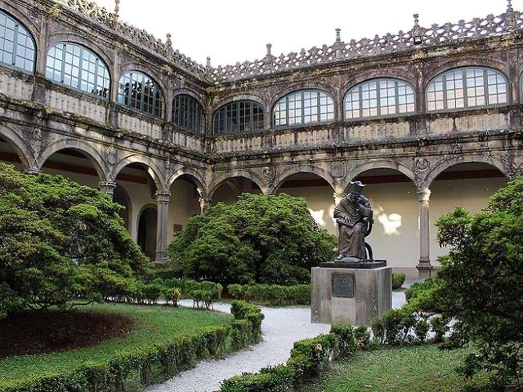 Ferienwohnung Gemütliche Wohnung in Santiago de Compostela mit Terrasse (2845267), Santiago de Compostela, La Coruna, Galicien, Spanien, Bild 2