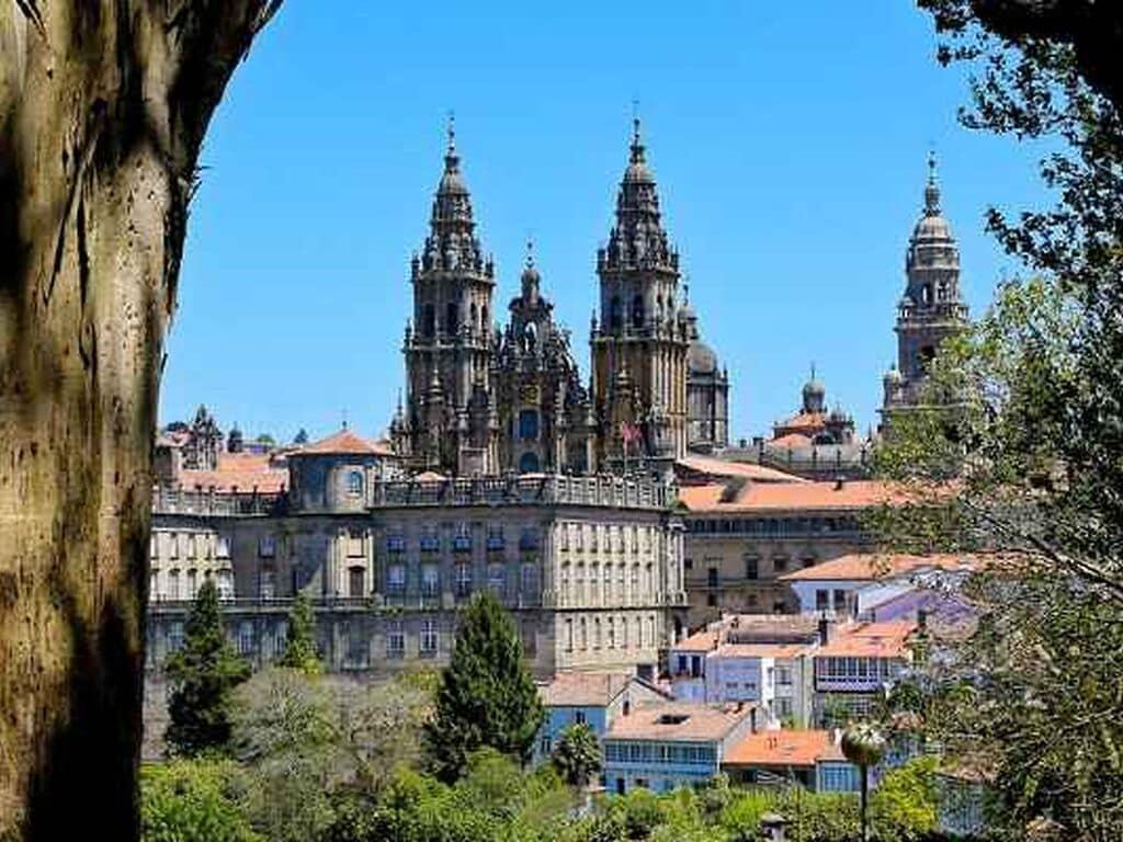 Ferienwohnung Gemütliche Wohnung in Santiago de Compostela mit Terrasse (2845267), Santiago de Compostela, La Coruna, Galicien, Spanien, Bild 25