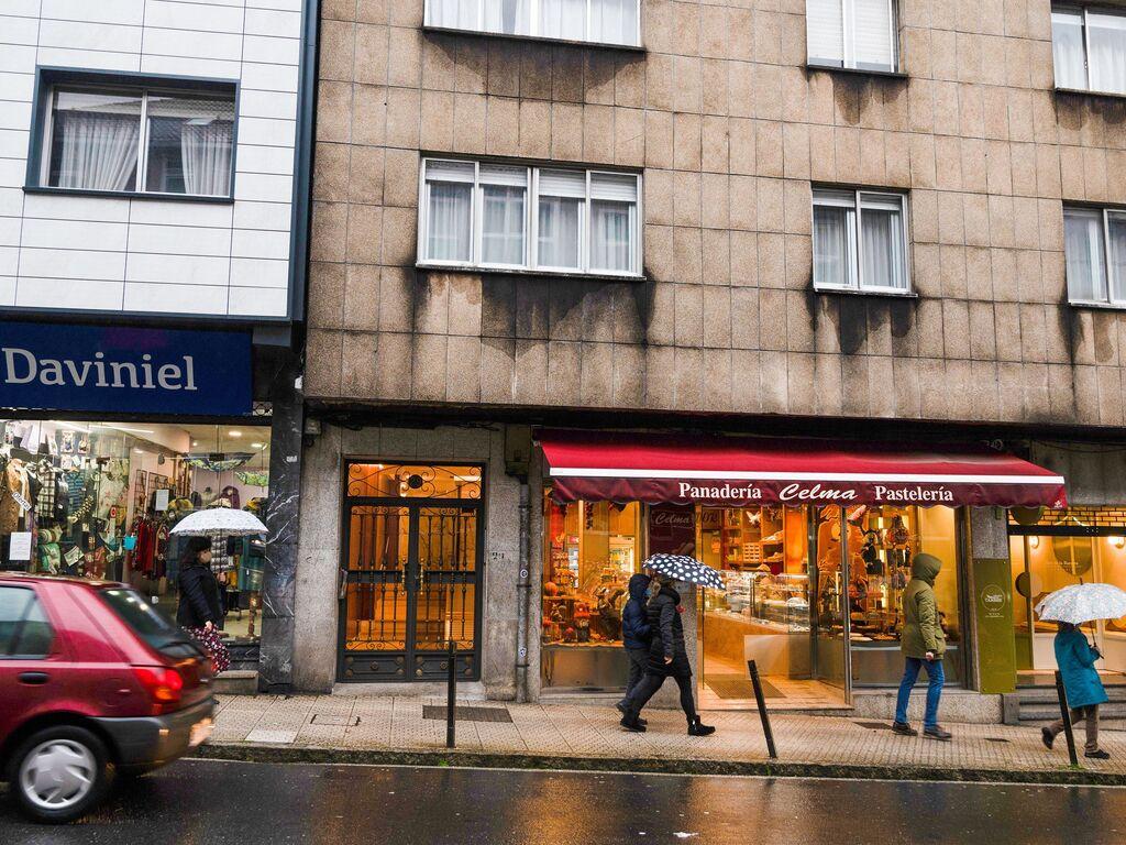 Ferienwohnung Gemütliche Wohnung in Santiago de Compostela mit Terrasse (2845267), Santiago de Compostela, La Coruna, Galicien, Spanien, Bild 5