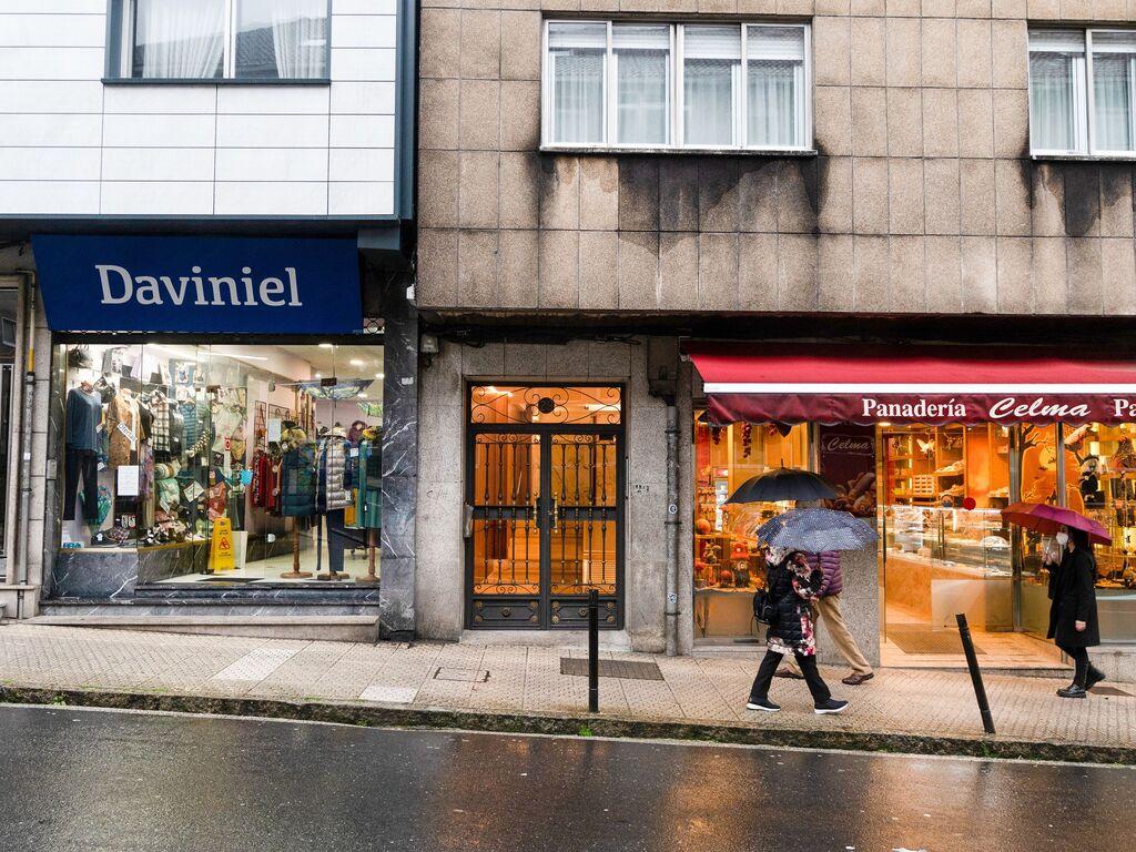 Ferienwohnung Gemütliche Wohnung in Santiago de Compostela mit Terrasse (2845267), Santiago de Compostela, La Coruna, Galicien, Spanien, Bild 33