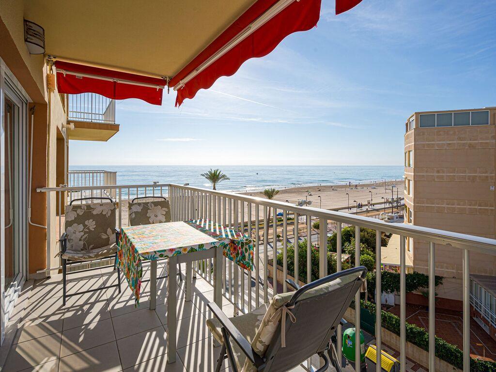 Ferienwohnung Attraktive Wohnung in El Campello am Strand (2838354), Coveta Fuma, Costa Blanca, Valencia, Spanien, Bild 1