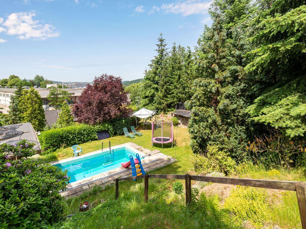 Ferienwohnung im Grünen Erdgeschoß Ferienwohnung im Sächsisches Elbland