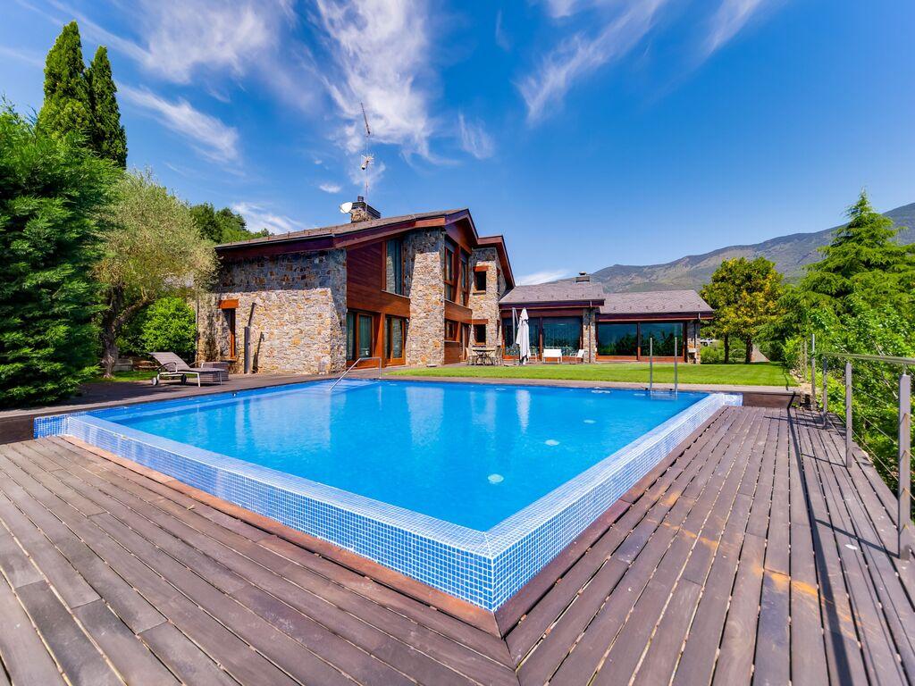 Ferienhaus Hervorragendes Ferienhaus in Aravell mit privatem Pool (2847313), Aravell, Lleida, Katalonien, Spanien, Bild 2