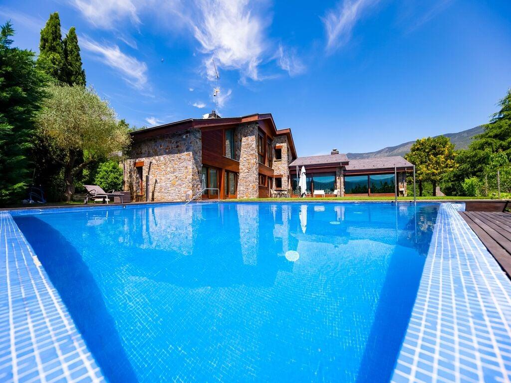 Ferienhaus Hervorragendes Ferienhaus in Aravell mit privatem Pool (2847313), Aravell, Lleida, Katalonien, Spanien, Bild 8