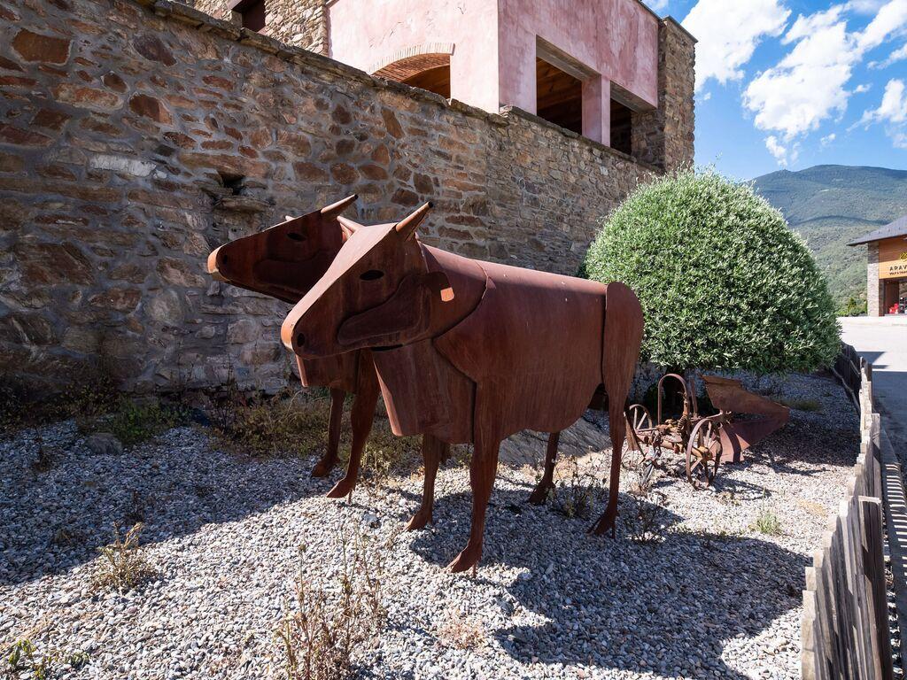 Ferienhaus Hervorragendes Ferienhaus in Aravell mit privatem Pool (2847313), Aravell, Lleida, Katalonien, Spanien, Bild 35