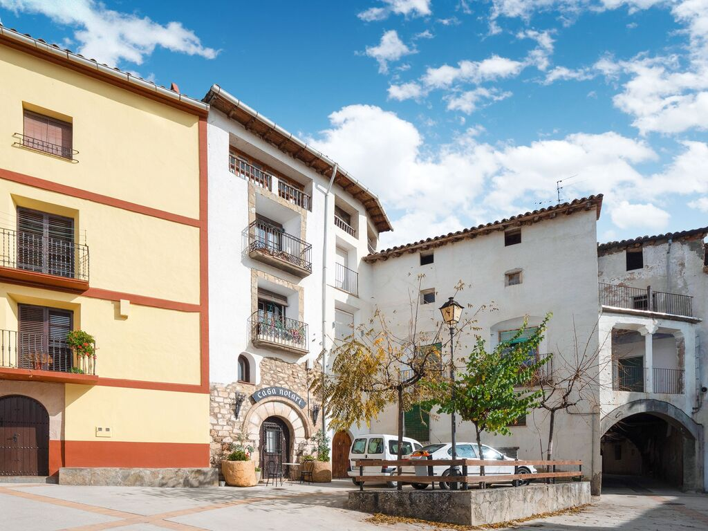 Ferienhaus Ländliches Ferienhaus in Tolva in der Nähe des Mont Rebei Sees (2845396), Litera, Huesca, Aragonien, Spanien, Bild 1