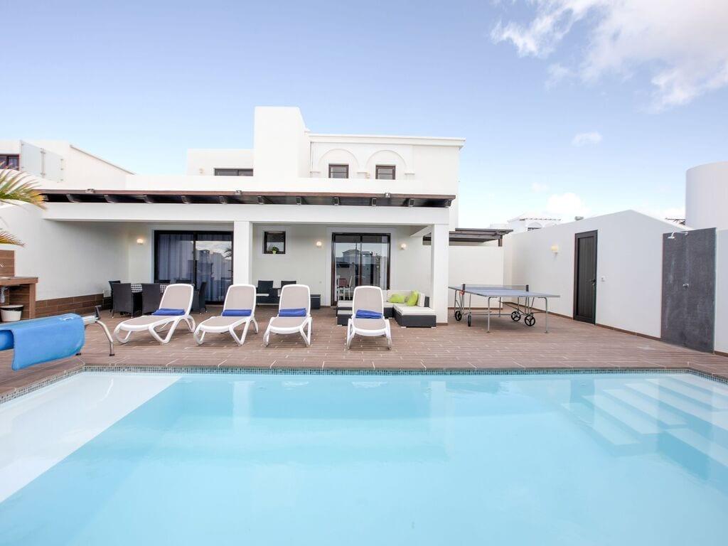 Villa Victoria Ferienhaus  Lanzarote
