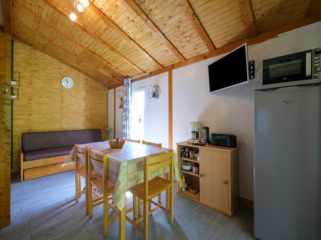 Ferienhaus Chalet Nr. 29, komfortabel, in Signy-le-Petit, mit überdachter Terrasse (2915857), Signy le Petit, Ardennen (FR), Champagne-Ardennen, Frankreich, Bild 2