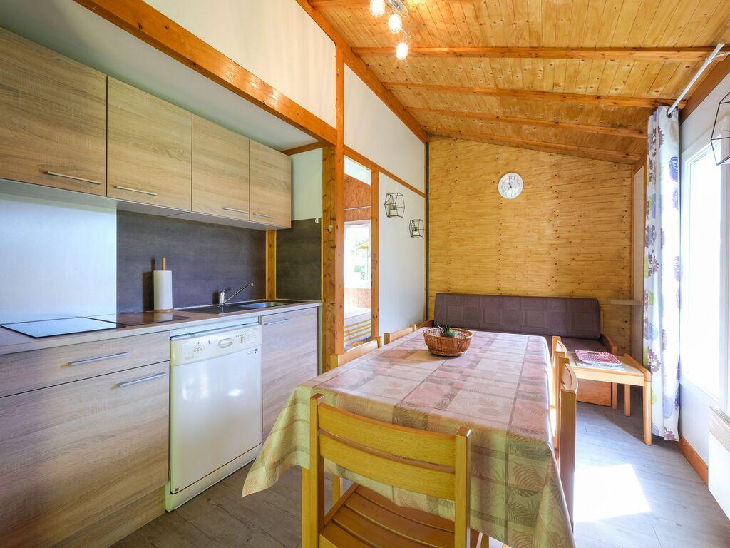 Ferienhaus Chalet Nr. 29, komfortabel, in Signy-le-Petit, mit überdachter Terrasse (2915857), Signy le Petit, Ardennen (FR), Champagne-Ardennen, Frankreich, Bild 9