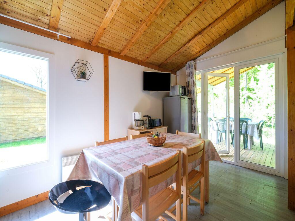 Ferienhaus Chalet Nr. 29, komfortabel, in Signy-le-Petit, mit überdachter Terrasse (2915857), Signy le Petit, Ardennen (FR), Champagne-Ardennen, Frankreich, Bild 12