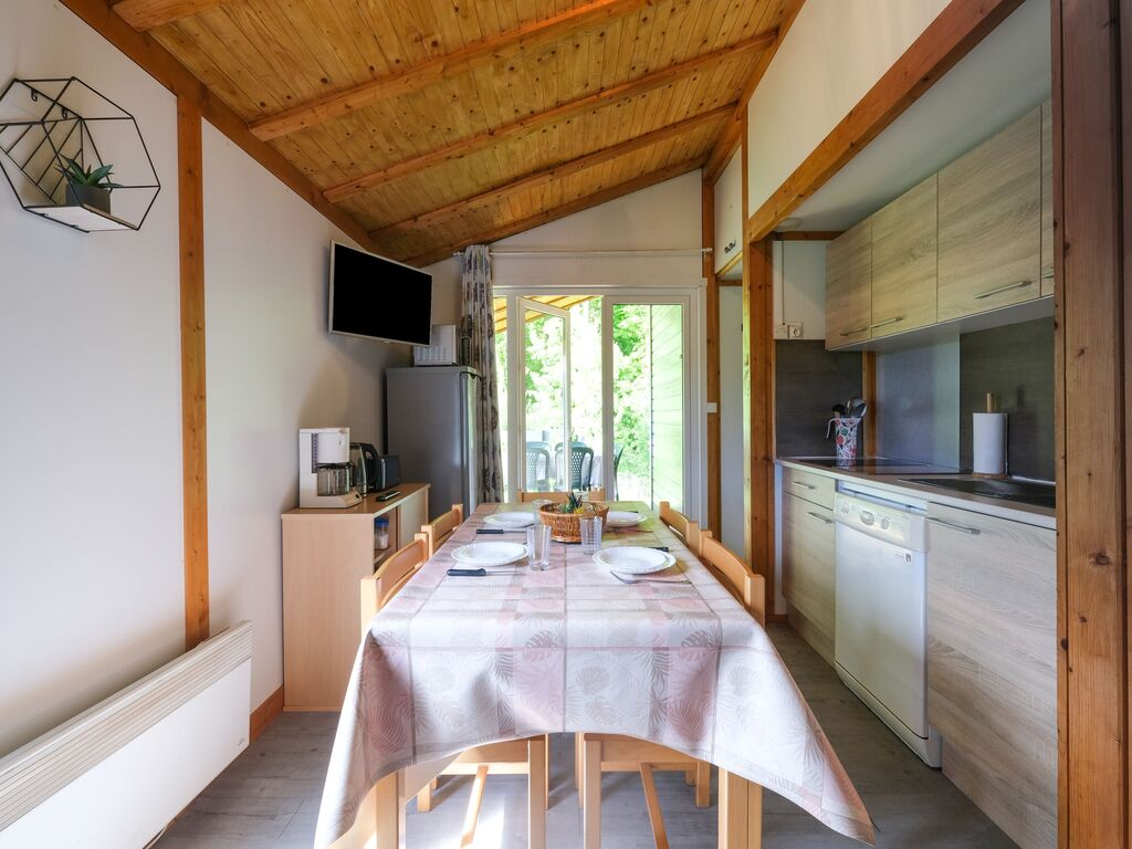 Ferienhaus Chalet Nr. 29, komfortabel, in Signy-le-Petit, mit überdachter Terrasse (2915857), Signy le Petit, Ardennen (FR), Champagne-Ardennen, Frankreich, Bild 11