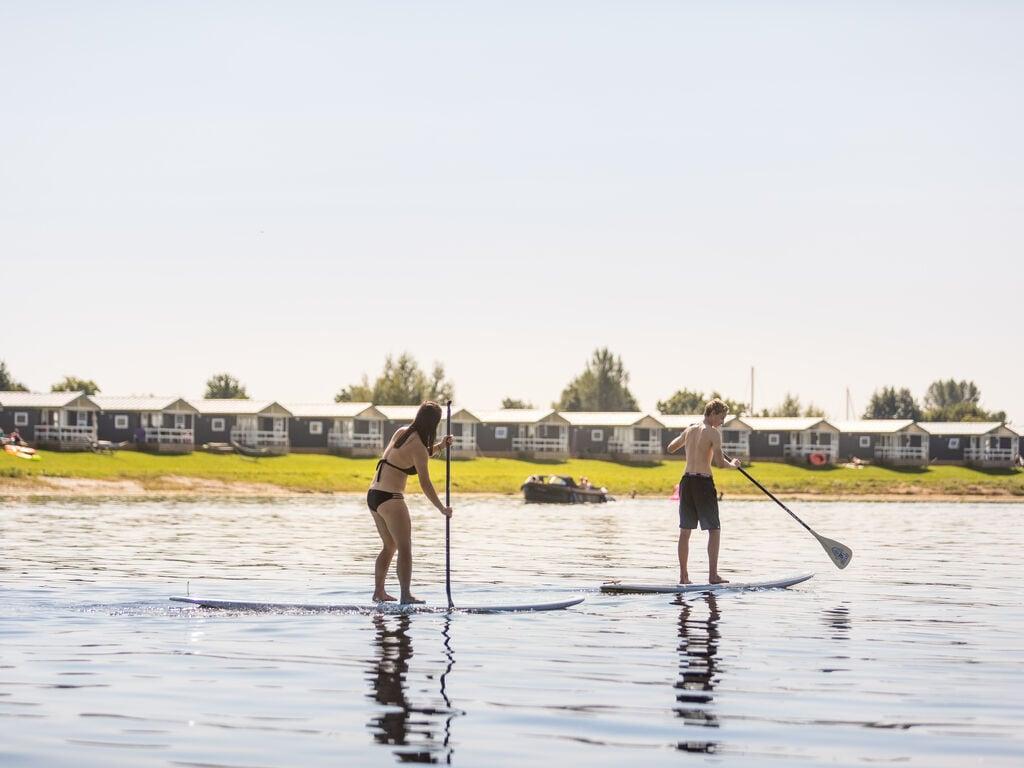 Ferienhaus Schönes Chalet mit zwei Bädern, in der Nähe eines Sees (2870012), Maurik, Rivierenland, Gelderland, Niederlande, Bild 14