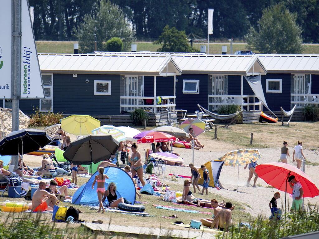 Ferienhaus Gemütliches Chalet mit Geschirrspüler, in der Nähe eines Sees (2870016), Maurik, Rivierenland, Gelderland, Niederlande, Bild 16