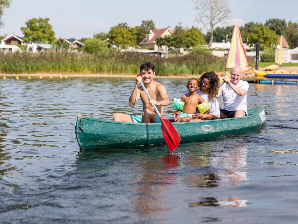 Ferienhaus Gemütliches Chalet mit Geschirrspüler, in der Nähe eines Sees (2870016), Maurik, Rivierenland, Gelderland, Niederlande, Bild 33