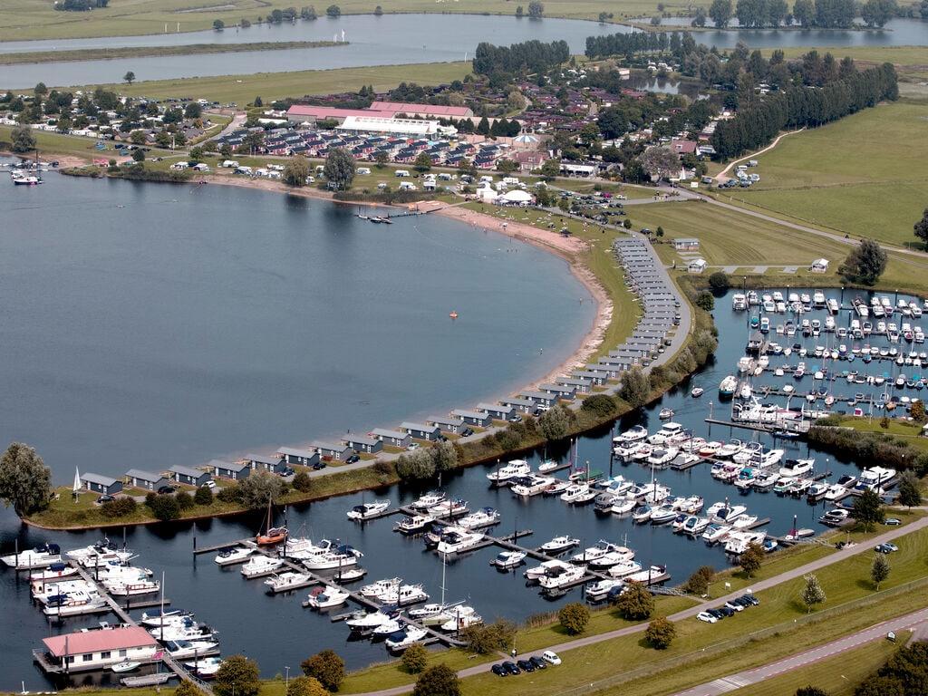 Ferienhaus Gemütliches Chalet mit Geschirrspüler, in der Nähe eines Sees (2870016), Maurik, Rivierenland, Gelderland, Niederlande, Bild 20