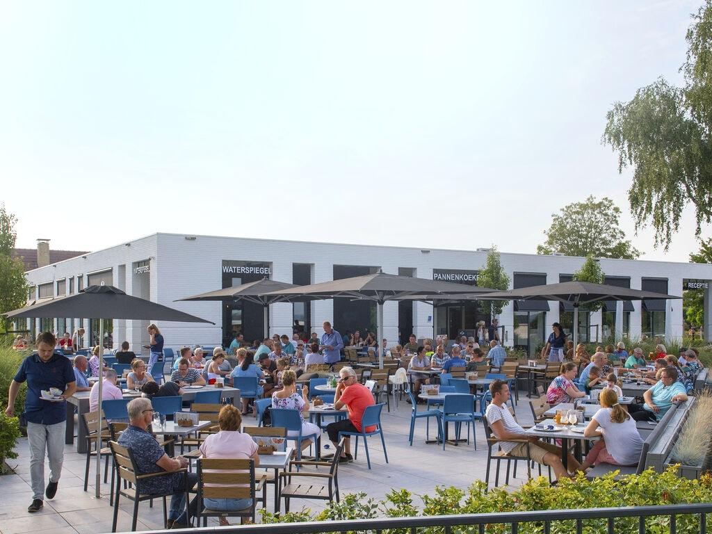 Ferienhaus Gemütliches Chalet mit Geschirrspüler, in der Nähe eines Sees (2870016), Maurik, Rivierenland, Gelderland, Niederlande, Bild 13