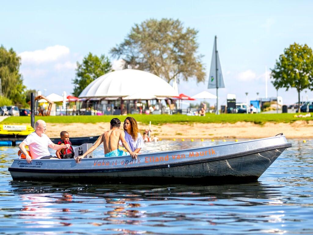 Ferienhaus Gemütliches Chalet mit Geschirrspüler, in der Nähe eines Sees (2870016), Maurik, Rivierenland, Gelderland, Niederlande, Bild 21