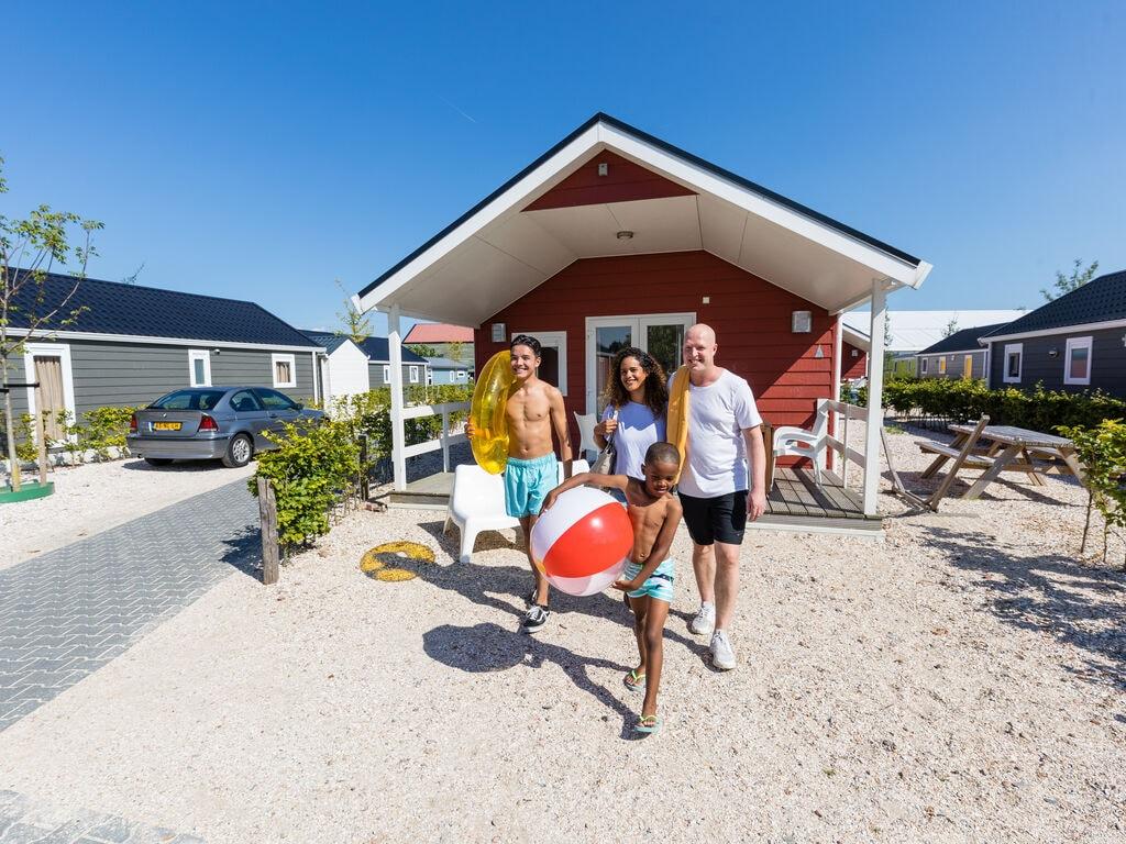 Ferienhaus Gemütliches Chalet mit Geschirrspüler, in der Nähe eines Sees (2870016), Maurik, Rivierenland, Gelderland, Niederlande, Bild 31