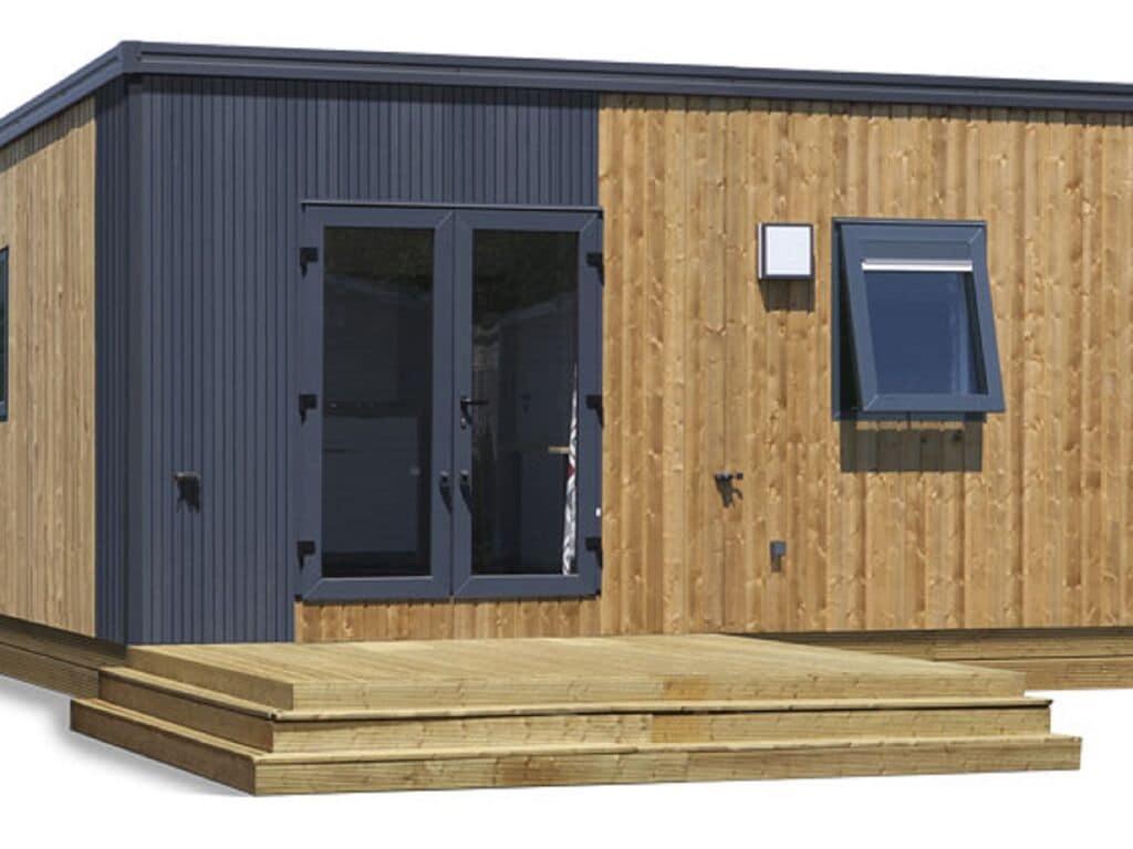 Ferienhaus Gemütliches Chalet mit Geschirrspüler, in der Nähe eines Sees (2870016), Maurik, Rivierenland, Gelderland, Niederlande, Bild 1