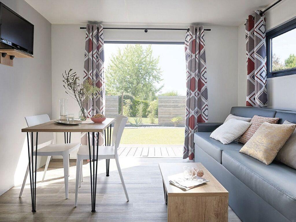 Ferienhaus Gemütliches Chalet mit Geschirrspüler, in der Nähe eines Sees (2870016), Maurik, Rivierenland, Gelderland, Niederlande, Bild 3