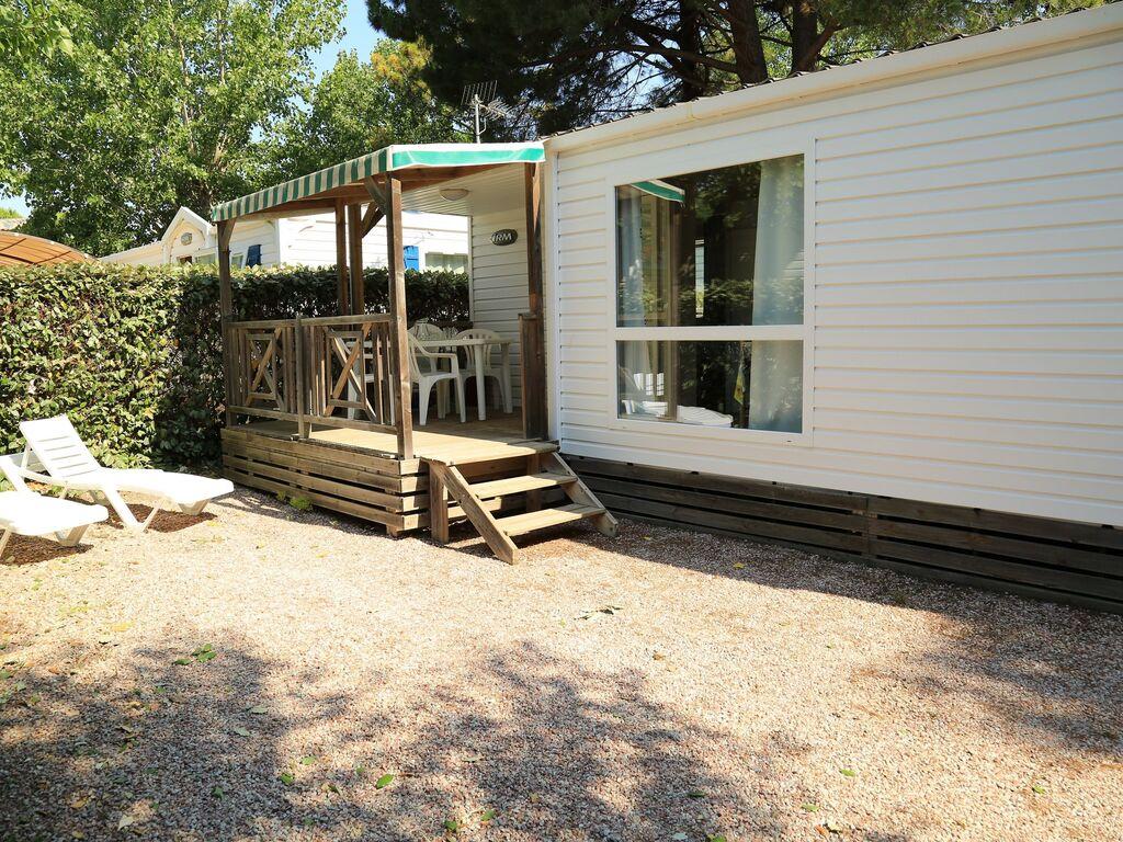 Ferienhaus Freundlicher Campingplatz in der Nähe des beliebten Badeortes Le Cap d'Agde (2873726), Agde, Mittelmeerküste Hérault, Languedoc-Roussillon, Frankreich, Bild 2