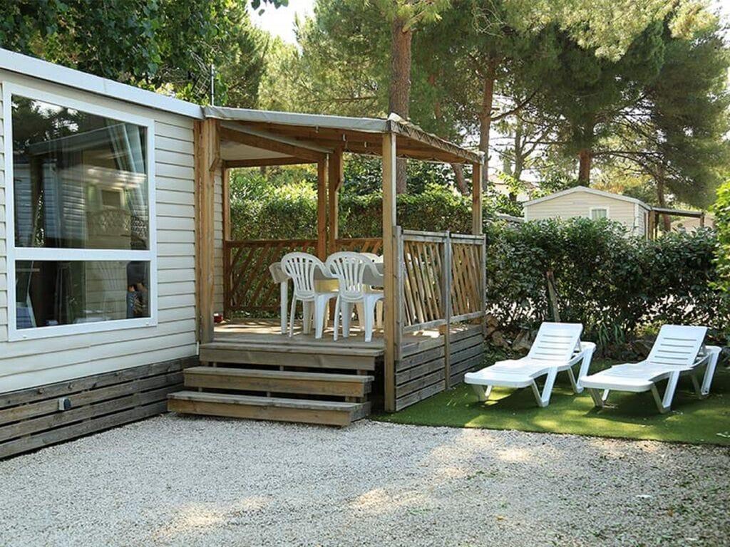 Ferienhaus Freundlicher Campingplatz in der Nähe des beliebten Badeortes Le Cap d'Agde (2873726), Agde, Mittelmeerküste Hérault, Languedoc-Roussillon, Frankreich, Bild 1
