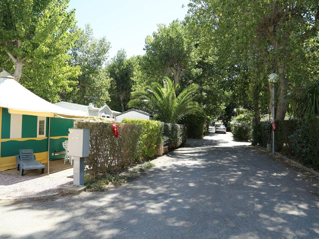 Ferienhaus Freundlicher Campingplatz in der Nähe des beliebten Badeortes Le Cap d'Agde (2873730), Agde, Mittelmeerküste Hérault, Languedoc-Roussillon, Frankreich, Bild 1
